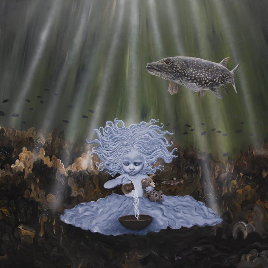 Anne Juul Christophersen water painting