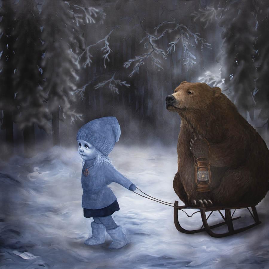 Anne Juul Christophersen winter solstice