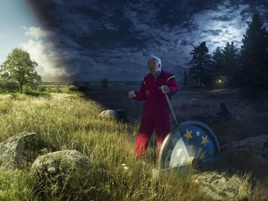 INPRNT surreal photograph Erik Johansson