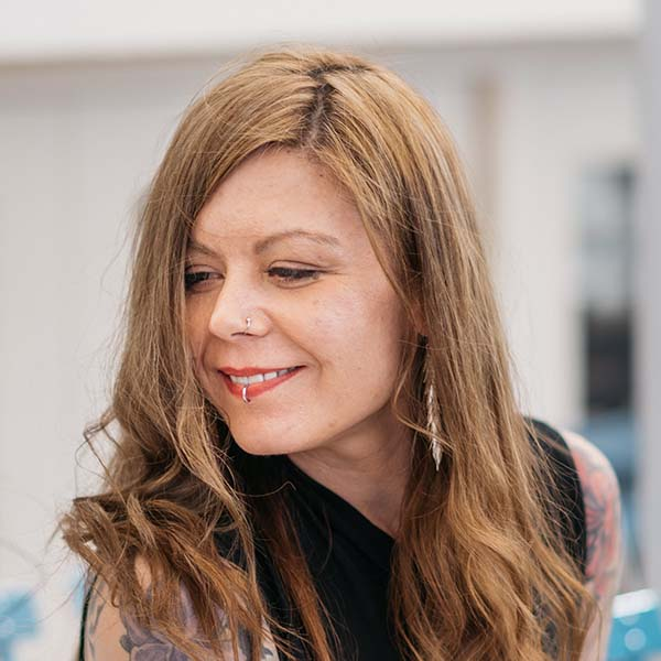Jeanette Bartholomew - Beautiful Bizarre Magazine - Finance Director