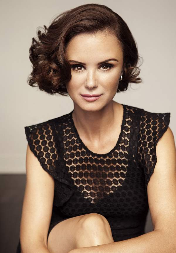Keegan Connor Tracy TAKES OVER Beautiful Bizarre