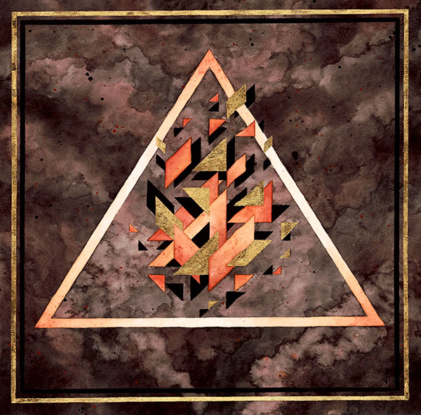 Stuart Holland_flaming triangle