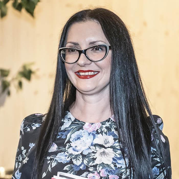 Danijela Krha Purssey - Editor in Chief & Co Founder - Beautiful Bizarre Magazine