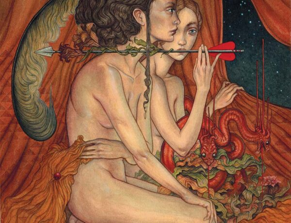 painting by artist jason mowry - traditional art award finalist - beautiful bizarre art prize
