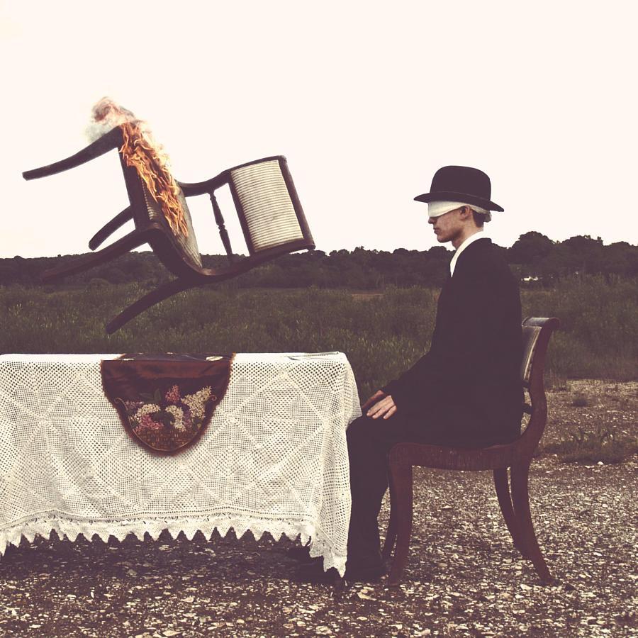 Nicolas Bruno dark art surreal portrait photography