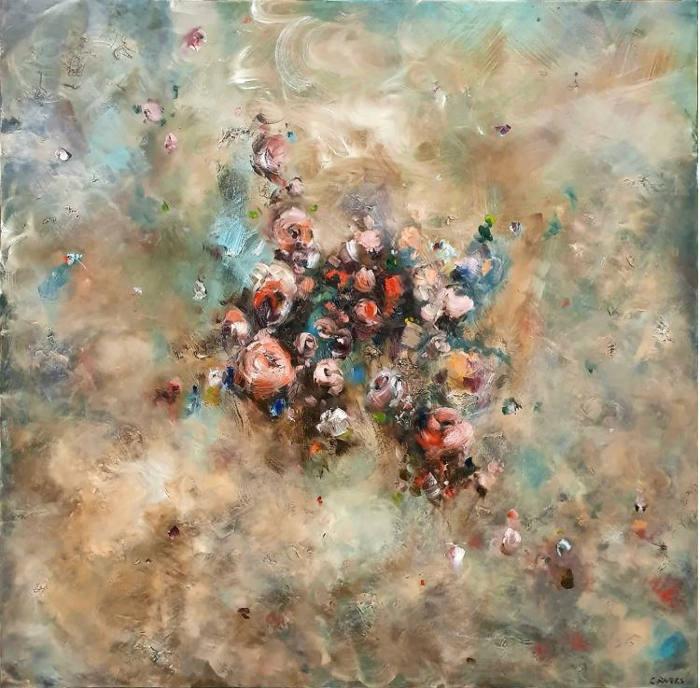 Chris Rivers at Pontone Gallery