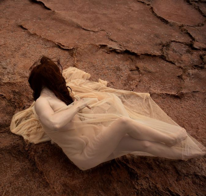 Lilli waters abstract human photography at Curatorial + Co