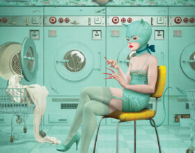 Ray Caesar-Issue 24-cover artist