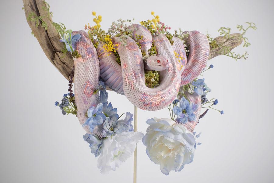 Yuuki Morita ethereal sculpture