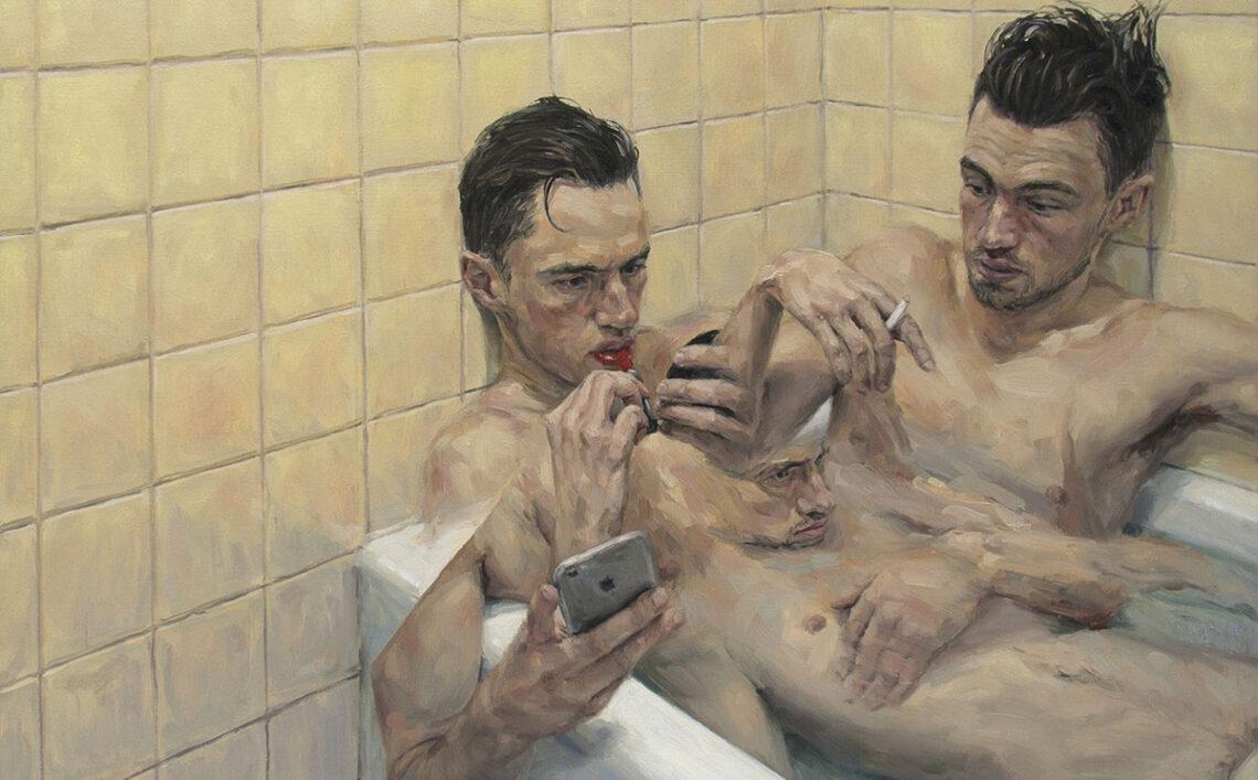 Adam Lupton-beautiful bizarre art prize-traditional entry