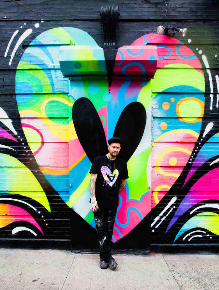 Jason Naylor street art
