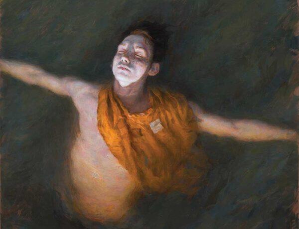 Julio Reyes - figurative painting