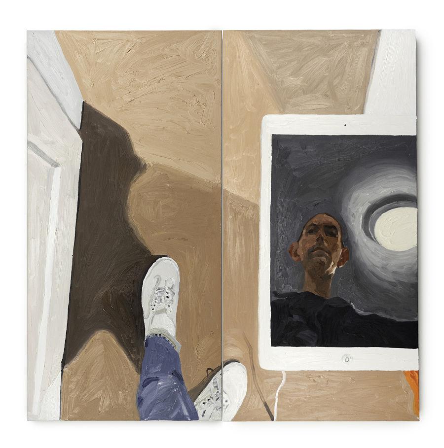 Modern Eden Gallery Back Home by Emilio Villalba