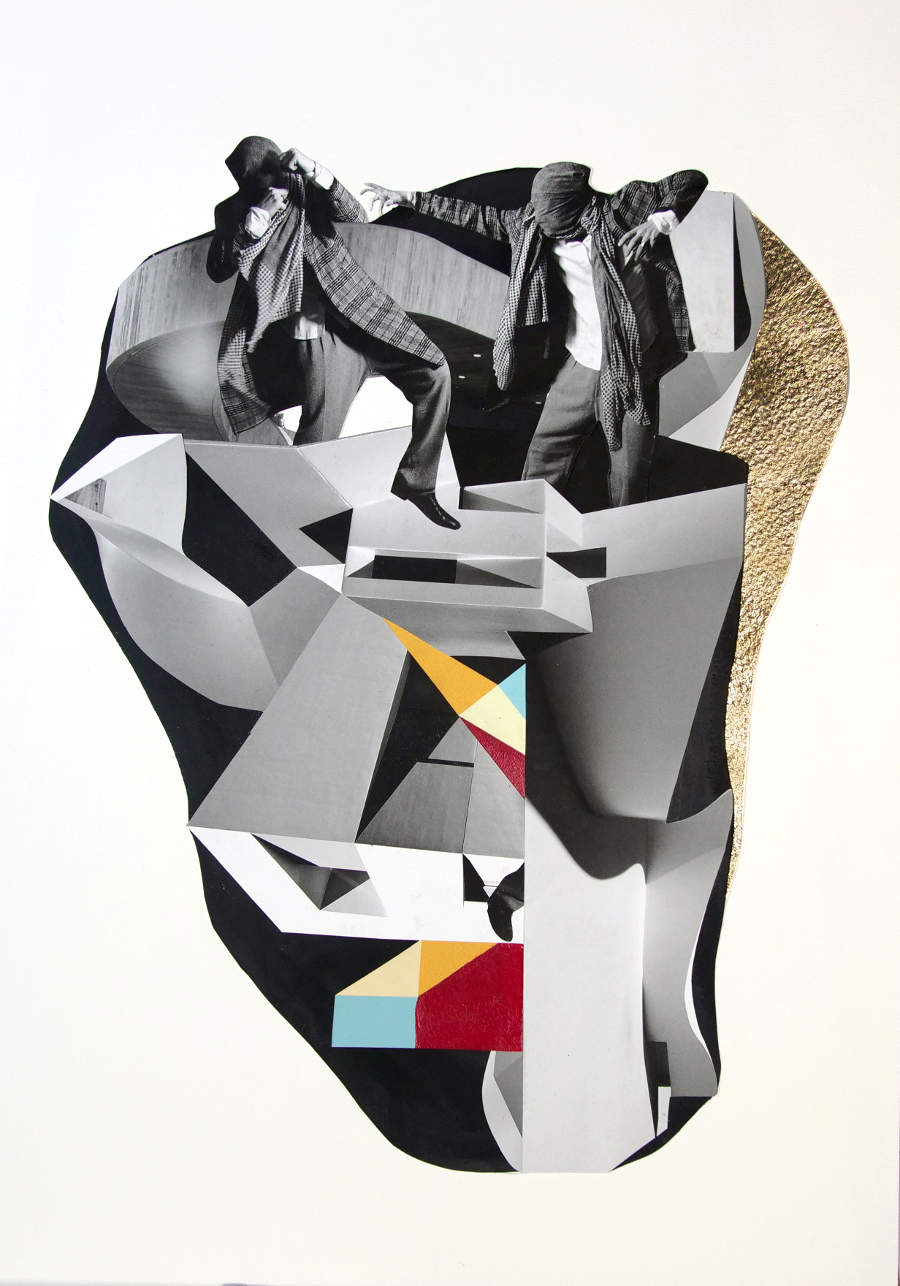 Gustavo Amaral contemporary painting Wild Beasts