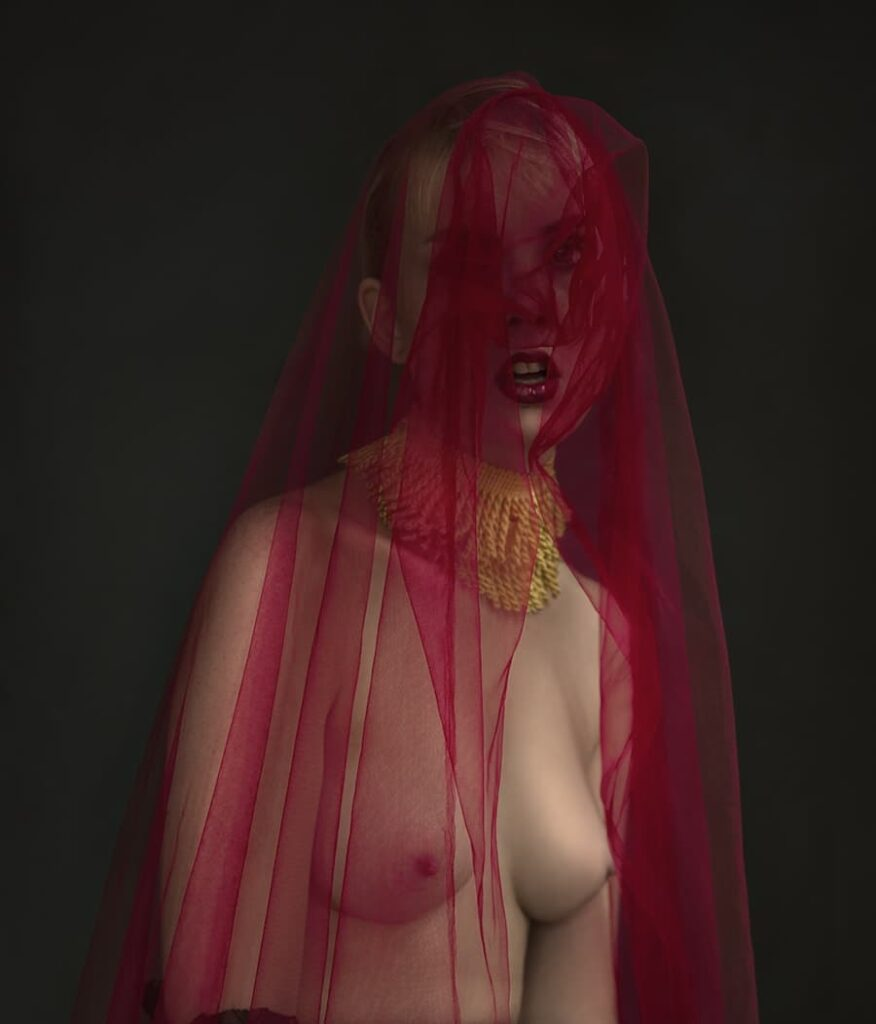Jenny-Boot-red-veil