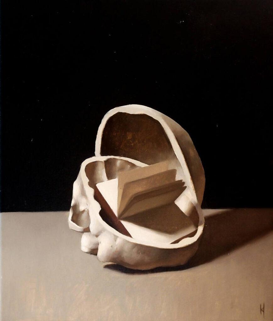 Kieran Ingram fine art painting