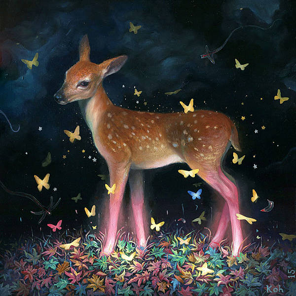 Kisung-Koh-deer