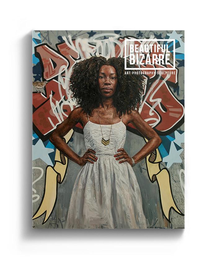 Beautiful Bizarre Magazine Issue 19 Tim Okamura [cover artist]