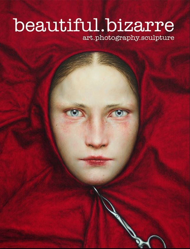 Dino Valls Beautiful Bizarre Magazine Issue 13 On Sale