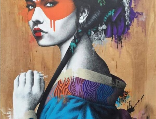 Fin Dac painting