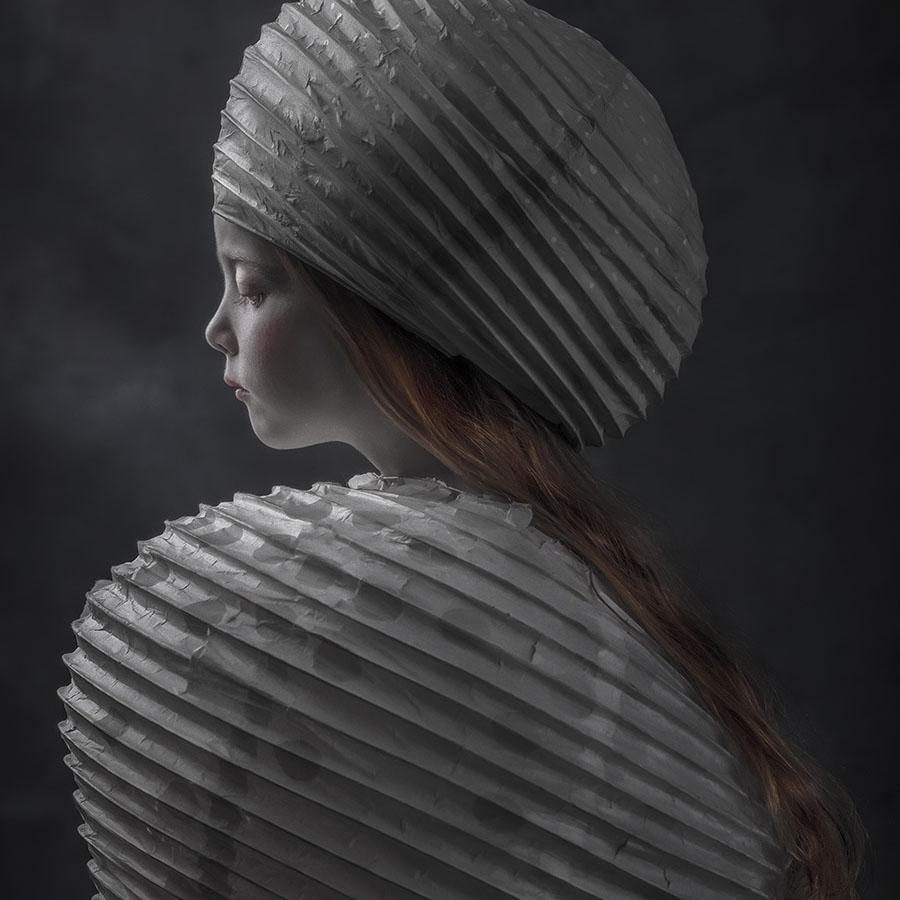 Ewa Cwikla paper mache beautiful bizarre