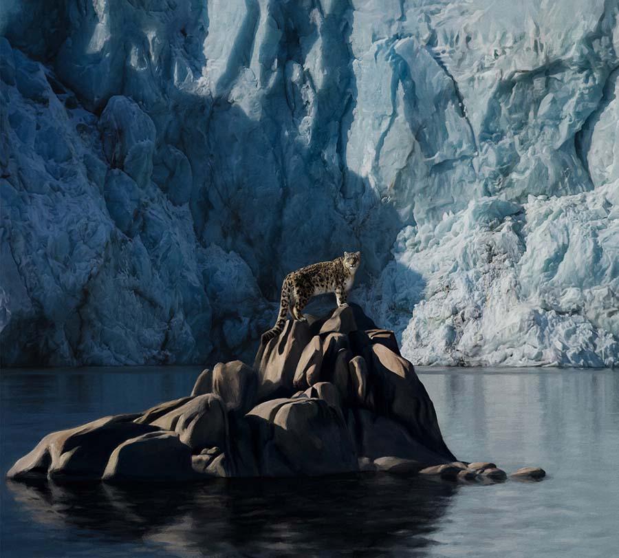 Antoine Dutilh leopard glacier