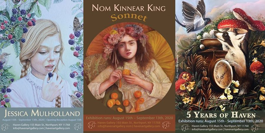 Nom Kinnear King & Jessica Mulholland + 5 Years of Haven