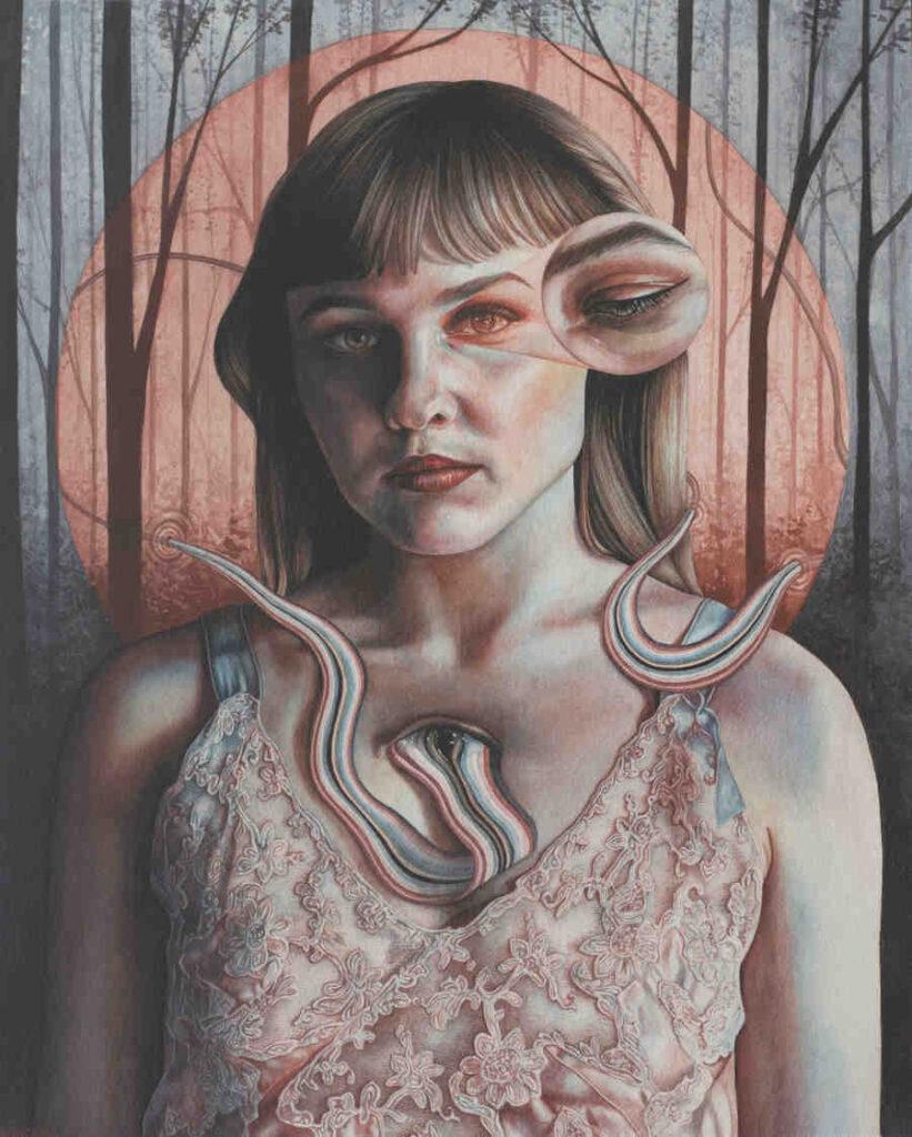 Michelle Konczyk portrait