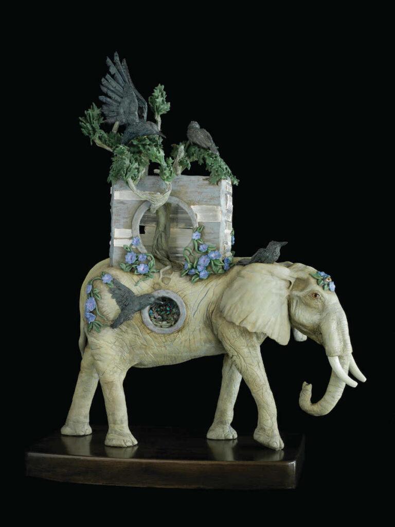 Nikole Cooney elephant