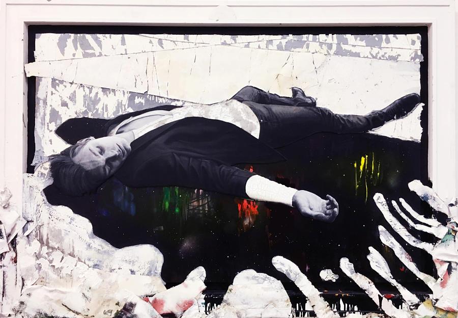 James Gortner surreal art
