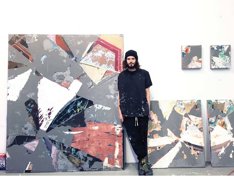 James Gortner artist portrait
