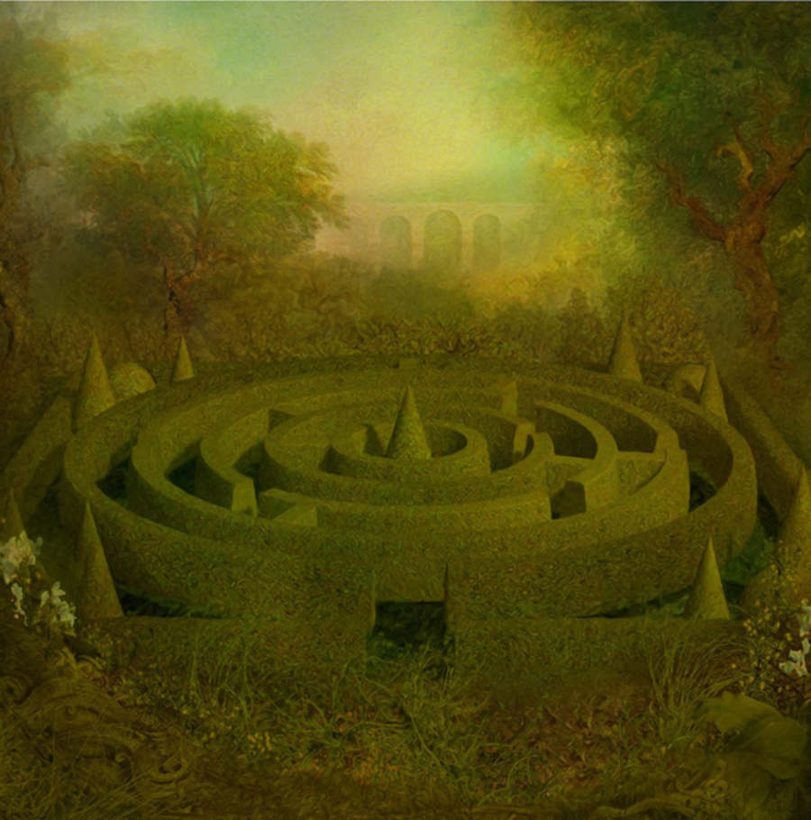 Ray Caesar Maze Copro Gallery