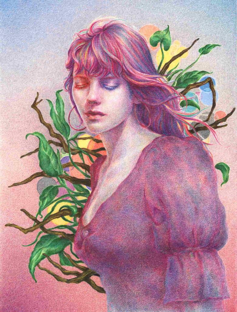 Uniquelab Lilly portrait