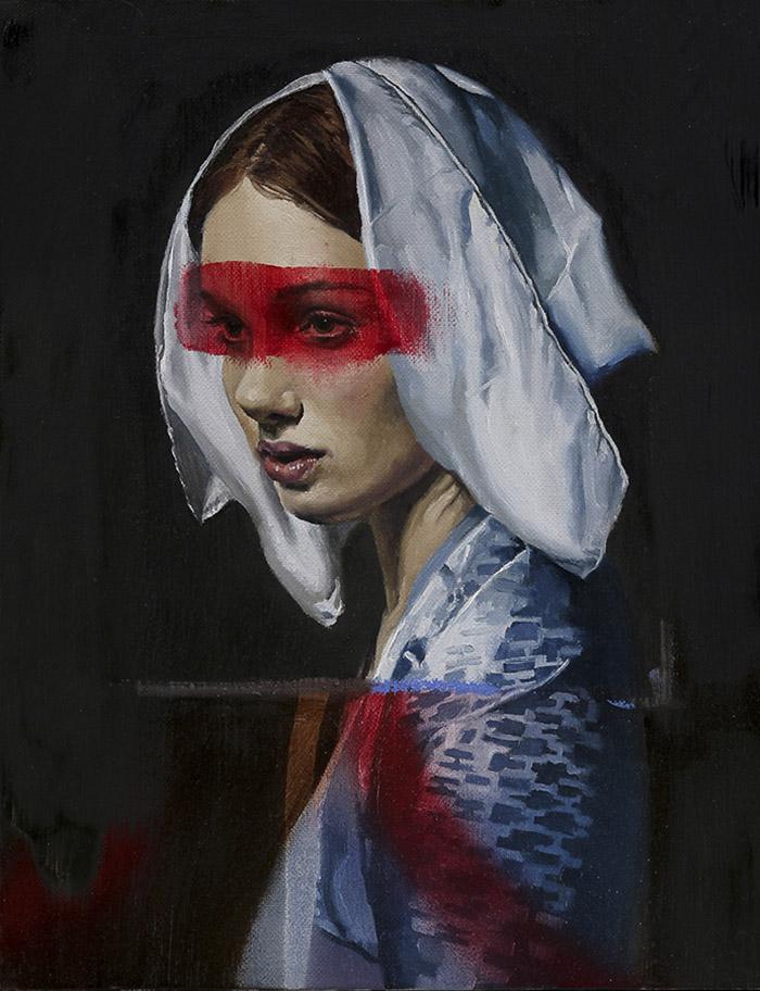 Adam Caldwell painting