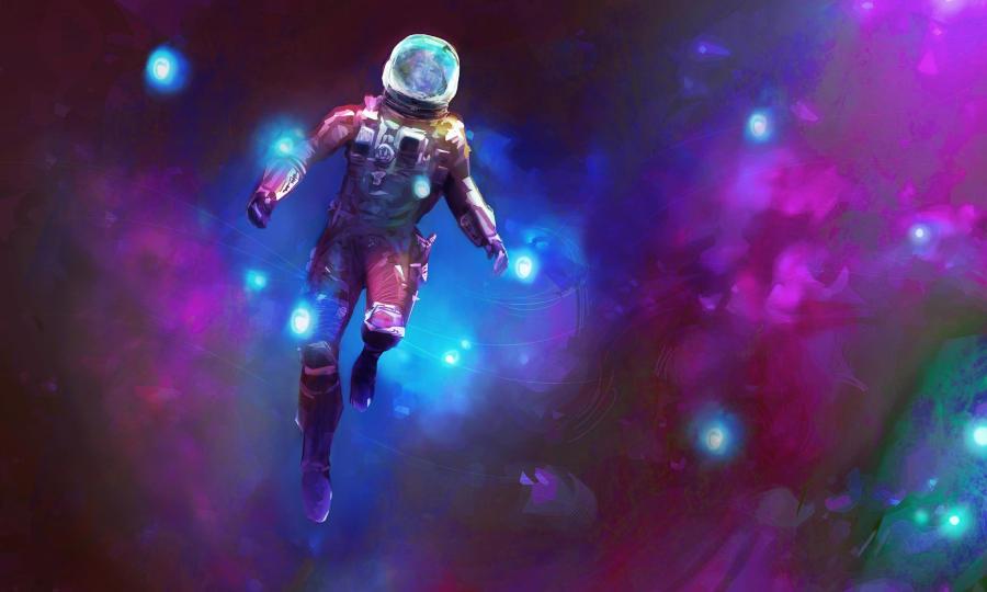Allen Panakal spaceman astronaut IX Online