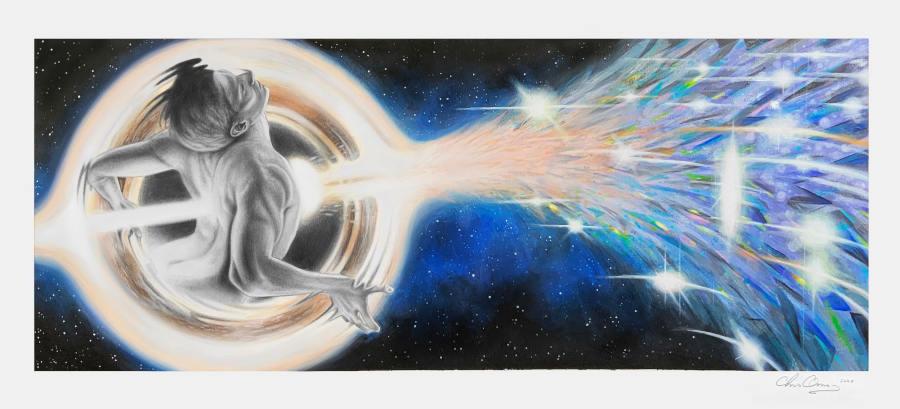 Chris Ams galaxy explosion IX Online