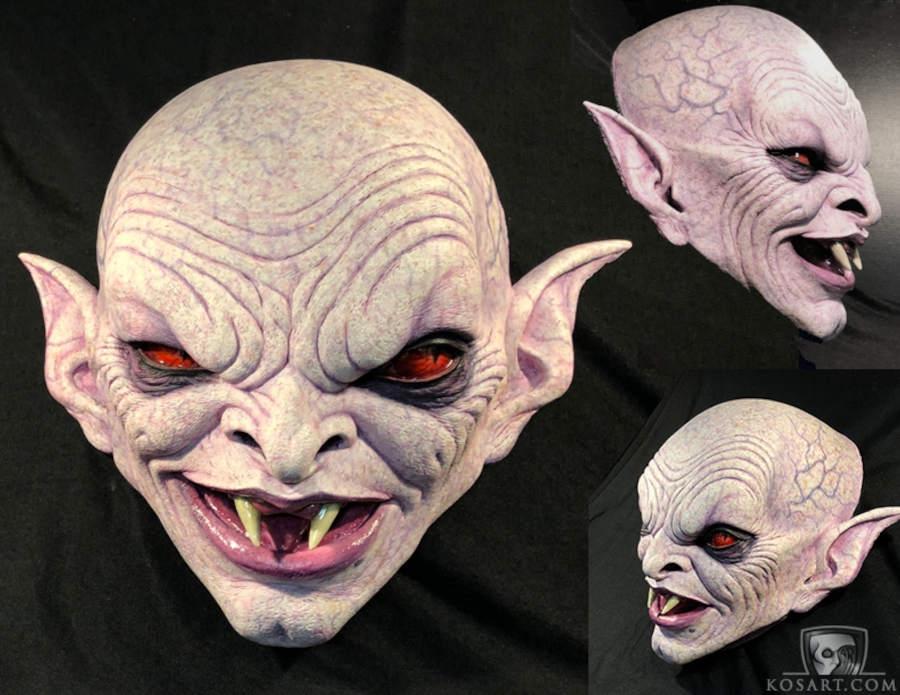 J Anthony Kodar vampire SFX head