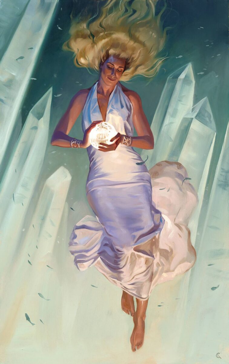 Kai Carpenter Fantasy Oil Painting