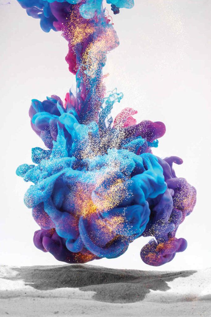 rank Banda colourful surreal photography