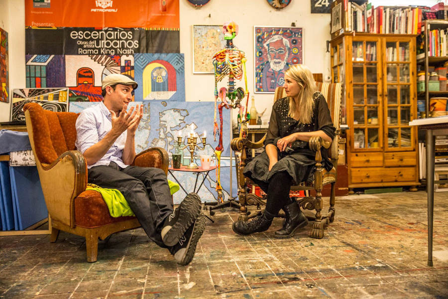 Anne Juul Chrisophersen and Rama King Nash interview