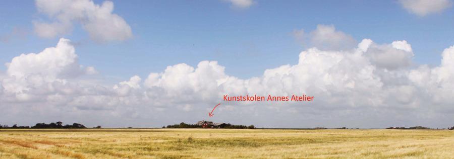 Anne Juul Chrisophersen atelier Denmark