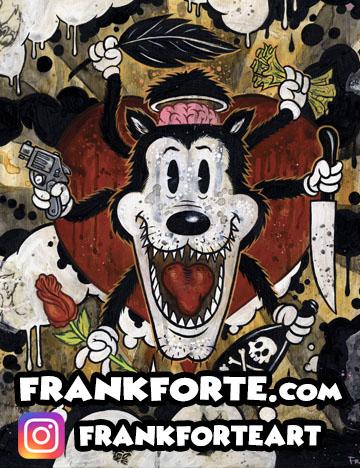 Artist Frank Forte