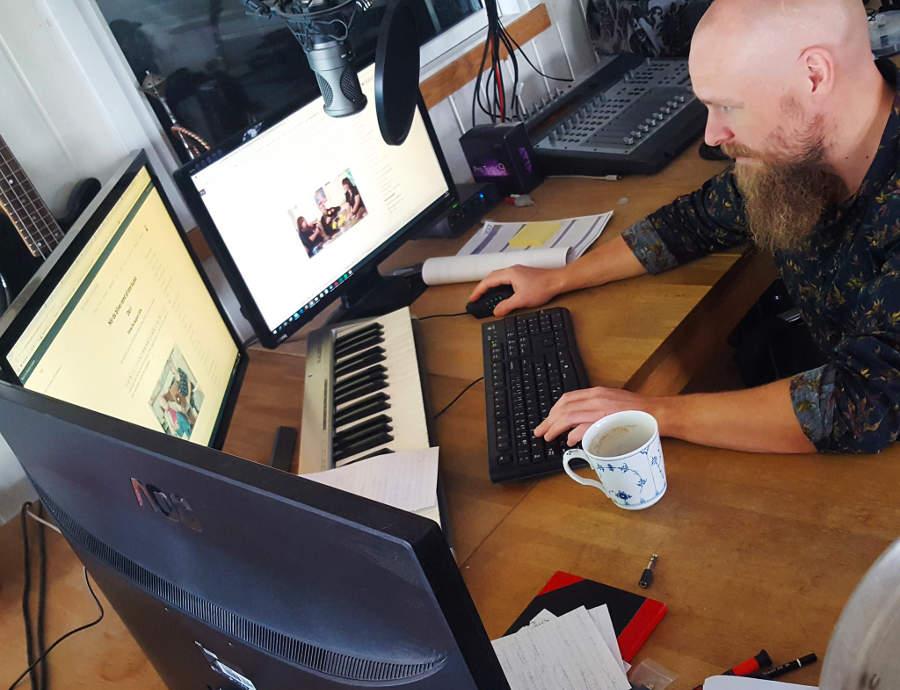 Jesper Christophersen online art school
