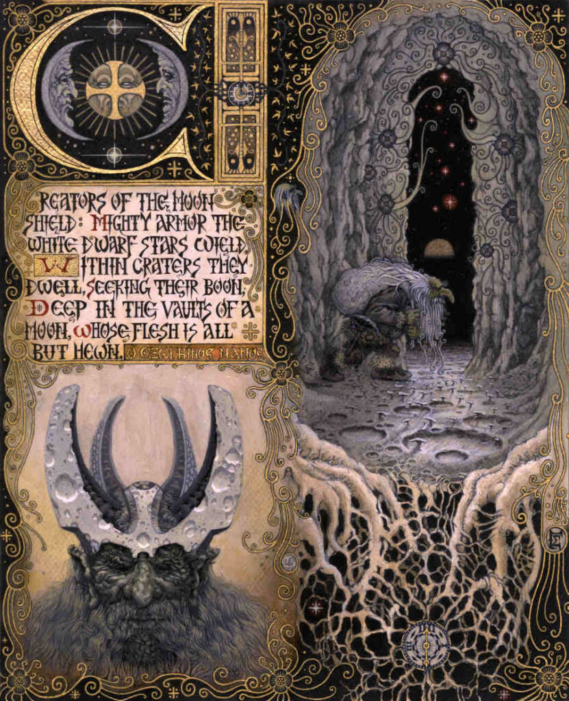 Jon Sideriadis mythic dwarves