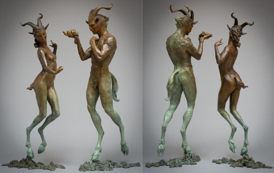 Colin Poole Contemporary Sculpture