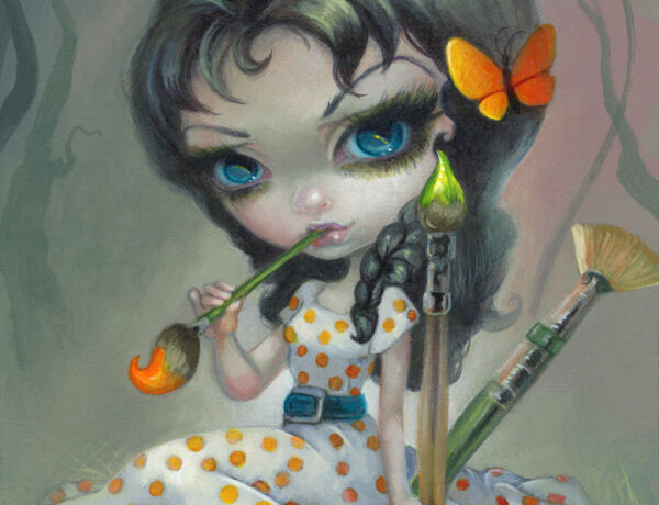 Jasmine-Becket-Griffith-painting-pixie
