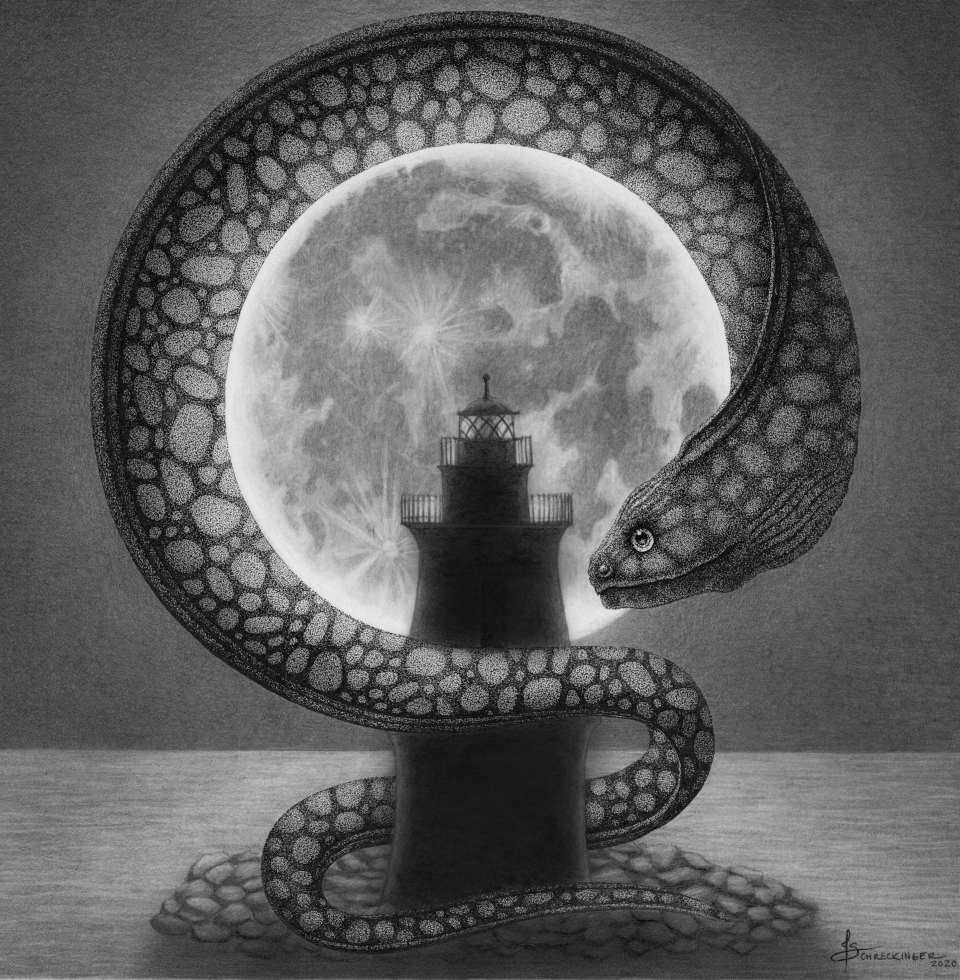 Juliet Schreckinger moon