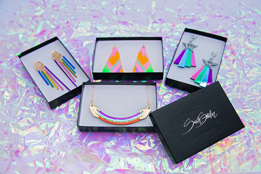 Sarah Stieber Superpower Jewelry Collection