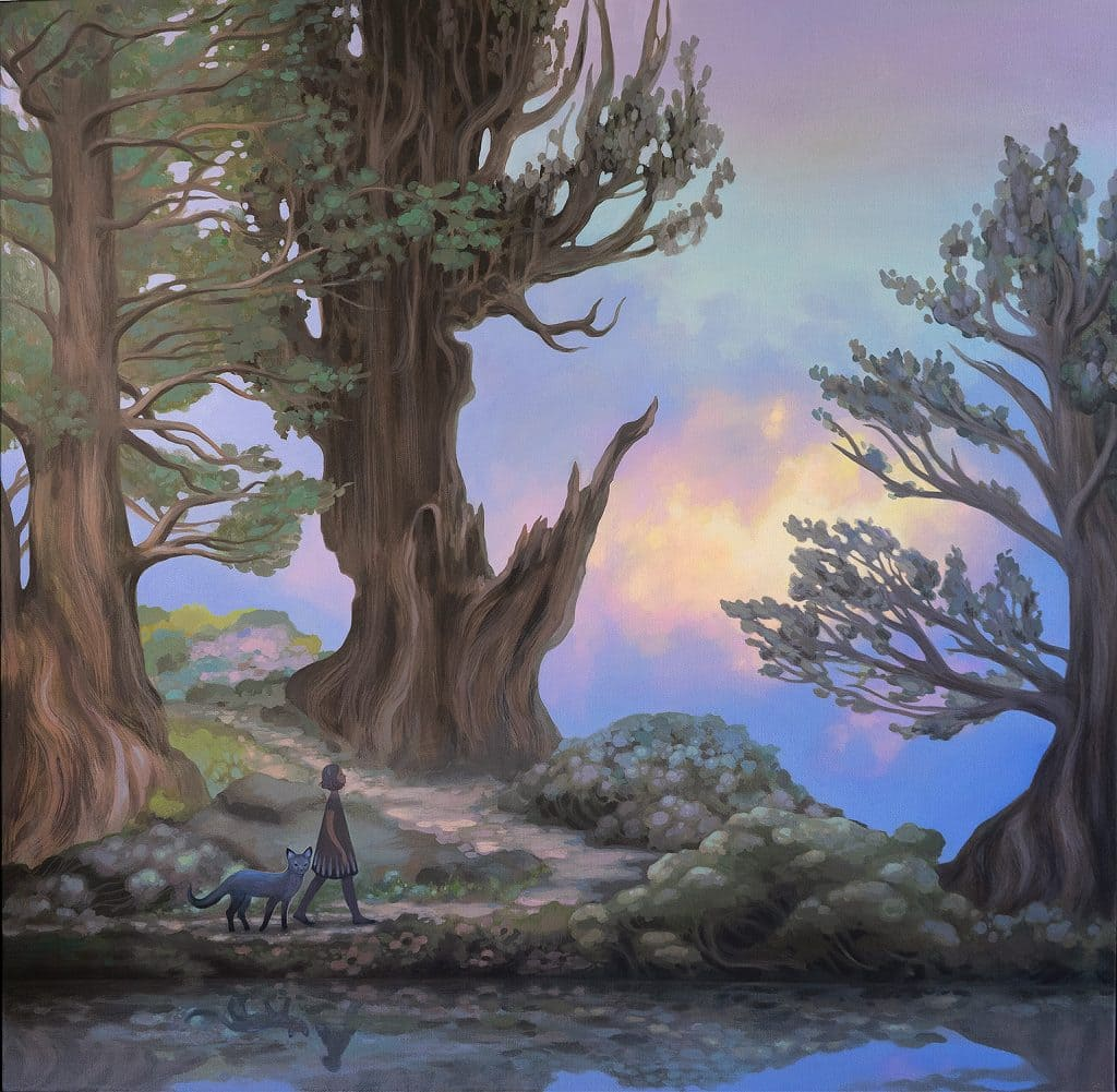 The Daydreaming Effects in Art: A Reminiscent Journey With Amy Sol