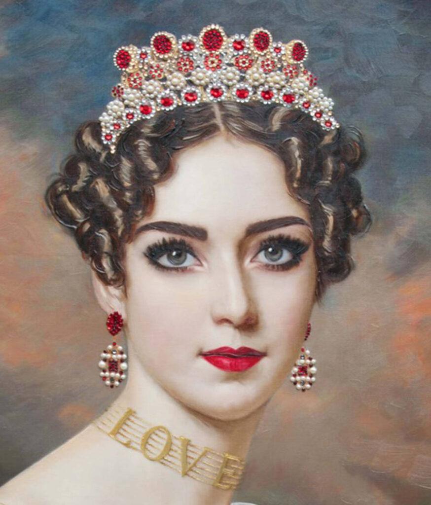 Antonio Del Prete Love crown